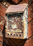 Old letterbox Royalty Free Stock Photo