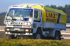 Old Liaz Royalty Free Stock Photo
