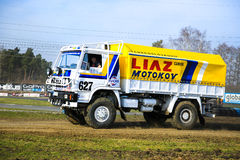 Old Liaz Royalty Free Stock Image
