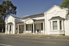 Old library museum in Graaff reinet Royalty Free Stock Photo
