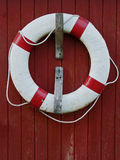 Old lifebuoy Royalty Free Stock Photo