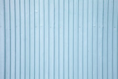 Old light blue metal wall Royalty Free Stock Photos