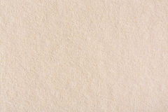 Old light brown cream paper texture. High res macro photo Stock Photography