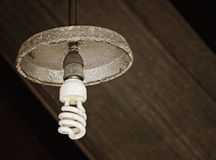 Old light bulb Stock Photos