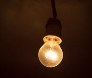 Old light bulb Stock Photography