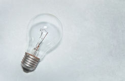 Old light bulb Royalty Free Stock Images
