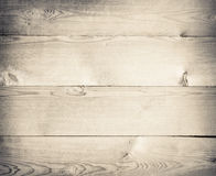 Old light grunge wooden planks texture or tabel. Surface with space for text Stock Images