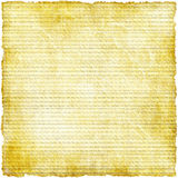 Old Light Paper. Vintage aged with worn edges light brown paper texture for background designs royalty free stock photo