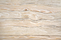 Old  light wooden board Royalty Free Stock Photos
