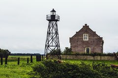 An old lighthouse Stock Image