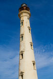 Old Lighthouse on Aruba Royalty Free Stock Image