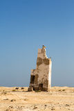 Old lighthouse, Cape Verde Stock Photos