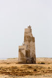 Old lighthouse, Cape Verde Royalty Free Stock Photo