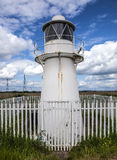 Old Lighthouse East Usk Royalty Free Stock Photos