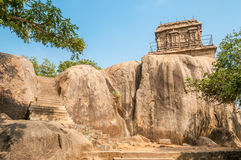 Old Lighthouse in Mahabalipuram Stock Photography