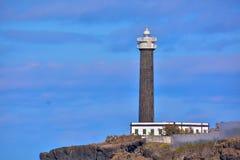 Old Lighthouse near the Sea Royalty Free Stock Photos
