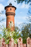 Old lighthouse in Swinoujscie, Poland Royalty Free Stock Photography