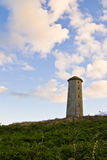 Old lighthouse in Wicklow, Ireland. Stock Photography