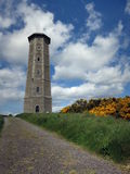 Old lighthouse in Wicklow Royalty Free Stock Photography