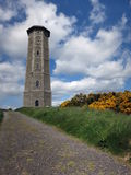 Old lighthouse in Wicklow Royalty Free Stock Image