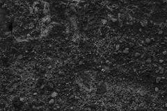 Old like Mars monochrome texture, stone wall background or rock surface - good for web site or mobile devices.  royalty free stock image