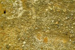 Old like Mars ultra orange texture, stone wall background or rock surface - good for web site or mobile devices.  royalty free stock photos