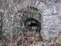 Old lime kiln Co Antrim Ireland. Old lime kiln Co Antrim Northern Ireland royalty free stock photography