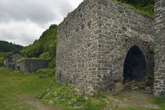 Old Lime Kiln Royalty Free Stock Images