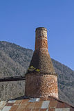 Old limekiln Stock Photography
