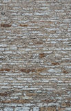 Old limestone wall as background Royalty Free Stock Photo