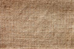 Old linen texture. Old linen beige canvas texture Royalty Free Stock Photos