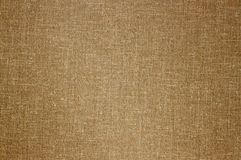 Old linen texture background Stock Image