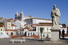 Old Lisbon Stock Photo