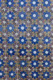 Old Lisbon tiles , azulejos Royalty Free Stock Images