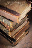 Old literature Royalty Free Stock Images