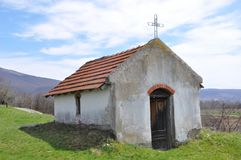 Free Old Little Othodox Church, Southeast Serbia Royalty Free Stock Images - 113417509