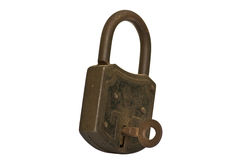 Old lock Stock Images