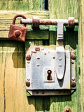 Old lock Stock Photos