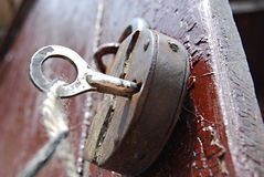 Free Old Lock Royalty Free Stock Images - 9281129