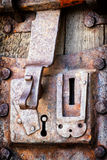 Old lock Stock Photos
