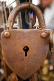 Old Lock Stock Image