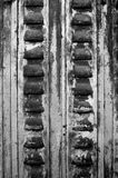 Old locker Royalty Free Stock Images