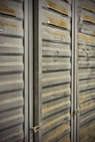 Old locker Royalty Free Stock Photography