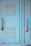 Old lockers Royalty Free Stock Photos