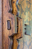 Old locking Royalty Free Stock Images