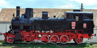 Old locomotive Stock Image