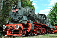 Old locomotive Royalty Free Stock Photos