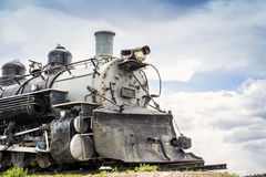 Old locomotive Royalty Free Stock Photography
