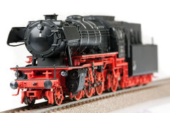 Old Locomotive Model Stock Images