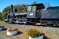 Old locomotive Royalty Free Stock Photo